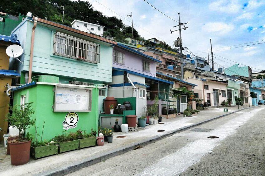 감천문화마을 Korea Busan Busan,Korea Gamcheon Culture Village Gamcheonculturevillage