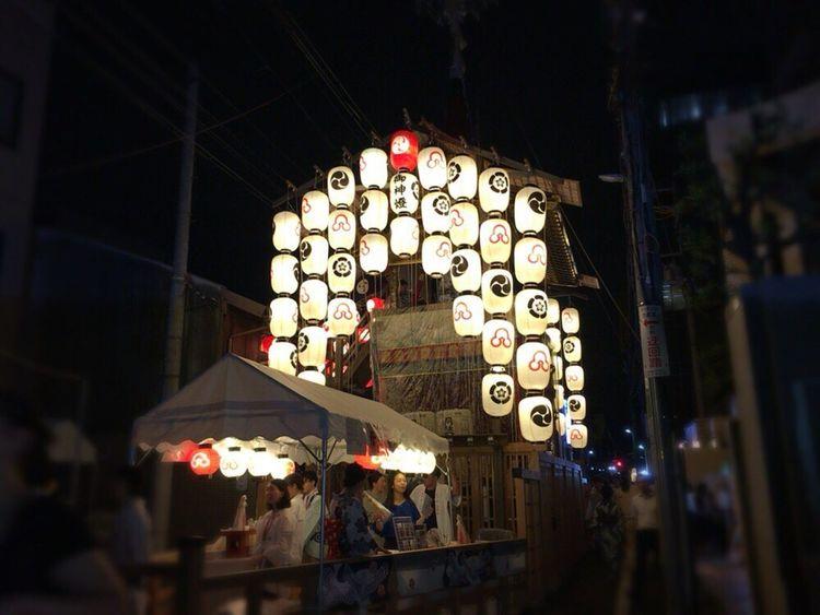 Kyoto Street Kyoto,japan Kyoto Festival Gion Festival Kyoto Gion Festival Kyoto NIght Lights GionFestival Kyoto Tradisional Kyoto Japan
