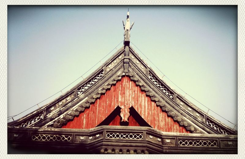 Temple - Building Taoism Exploring Random