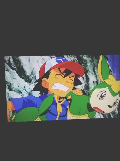 watching pokemon lol Pokemon!