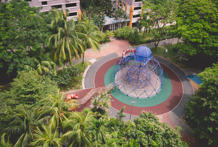 Here's some photos I took of two playgrounds in Circle Green Singapore back in Mar 2018. One is the largest I've actually seen in Woodlands/ Sembawang and the other is a pirate ship! Public Park Geometric Design High Angle View Outdoor Play Equipment Outdoors Playground Public Residential Housing Residential District