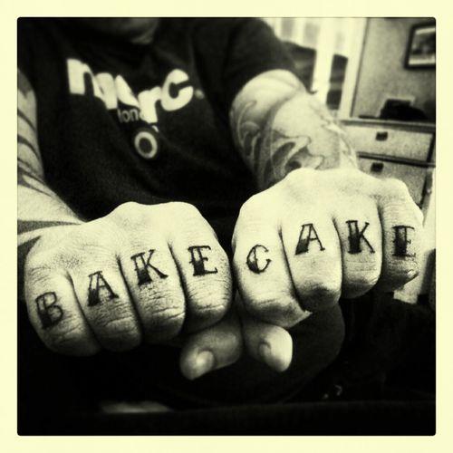 Bakery Bake Cake