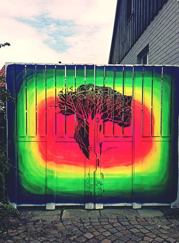 Malmö Tree Of Life Colors Chakras
