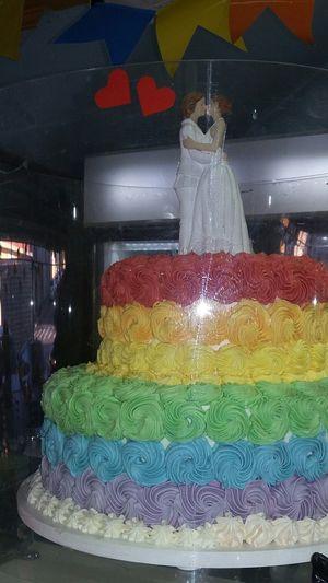 Lesbian Lesbiangirl cake lgts First Eyeem Photo