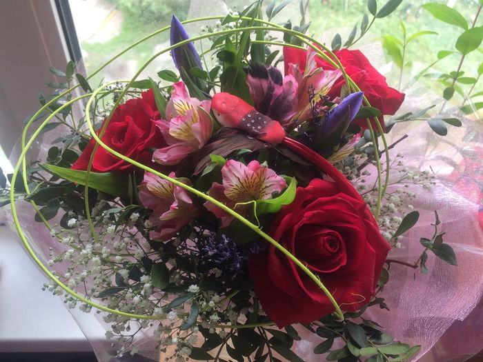 Donated with love from the bridegroom on the anniversary of our love❤️💐🌹 Springtime #love Times Kassandrik Sweet Hause Love L Love 5 Years In Love With You 5 Years Together