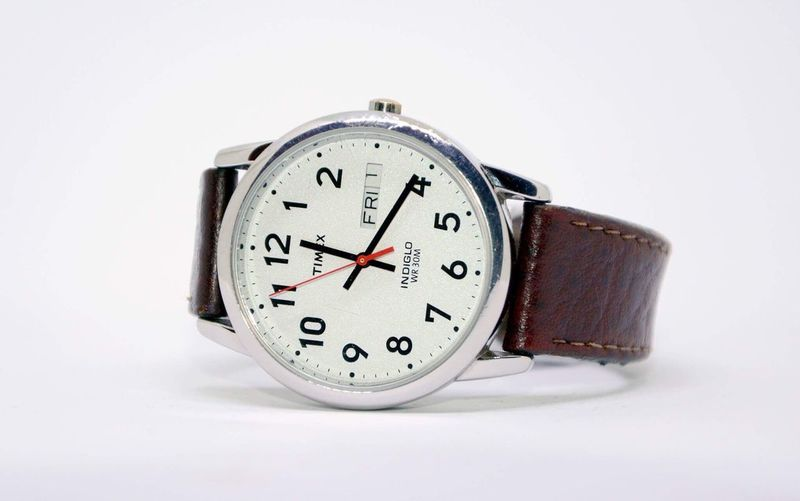 Time Clock Clock Face Minute Hand White Background Instrument Of Time Close-up Alarm Clock No People Second Hand Hour Hand Countdown Day Midnight