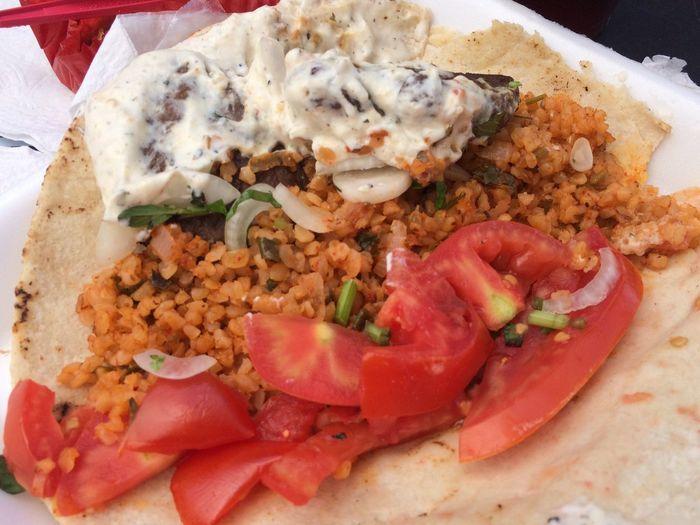 Kebab Cous Cous Food Festival Festival De Las Comunidades Extranjeras