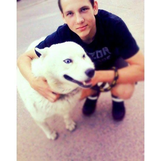 Chce Lata Lato 2013 ciepło z psem