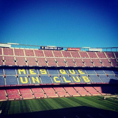 Campnou FC Barcelona Catalan more than a club