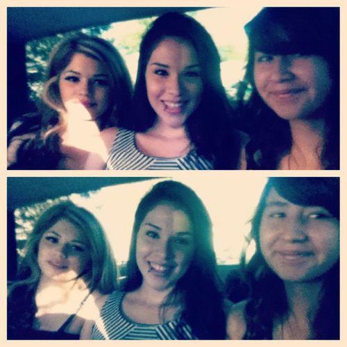 Before <3 ^-^ @thatchickvero Cristina Cousins  LoveThem  party c;