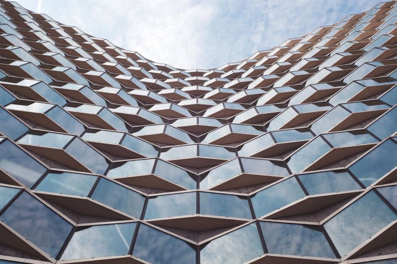 Your Design Story The Architect - 2016 EyeEm Awards Looks completely insane to build.. Paris Architecture Check This Out Taking Photos Enjoying Life Check This Out Shootermag Outdoor Photography Minimalism Geometry