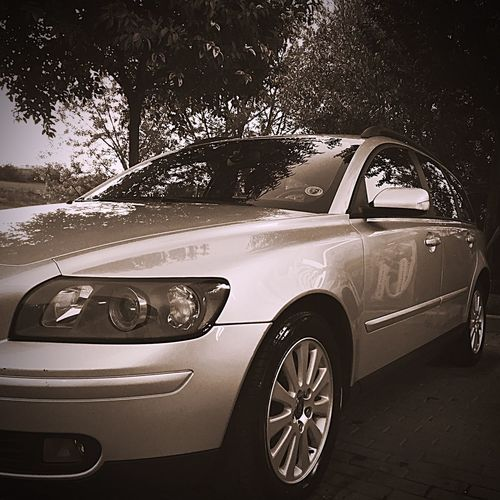 I LOVE MY VOLVO Perfect Wax Ilovemycar Stationwagon Volvov50 Volvocars Volvo Brilliant Cleancars Carwash Car Motor Vehicle Transportation Land Vehicle