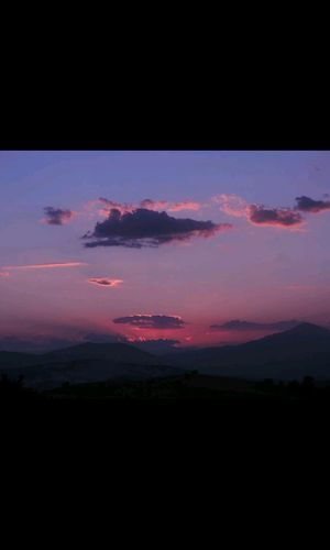 sunset #sun #clouds #skylovers #sky #nature #beautifulinnature #naturalbeauty photography landscape Sunset
