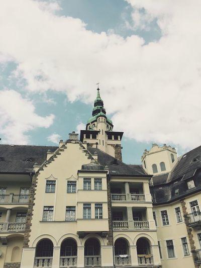 🏰 Castle Palace City Beautiful Sky Calm First Eyeem Photo