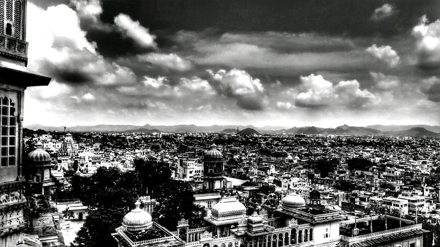 Shades Of Grey City Palace Nikond4 Afinetrip Great View A Glimpse Udaipur_dairies