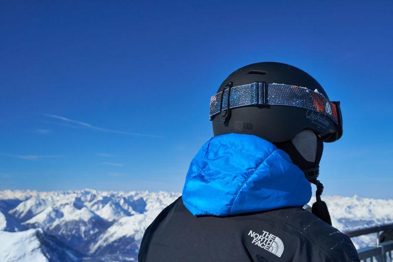 Zugspitze Blue