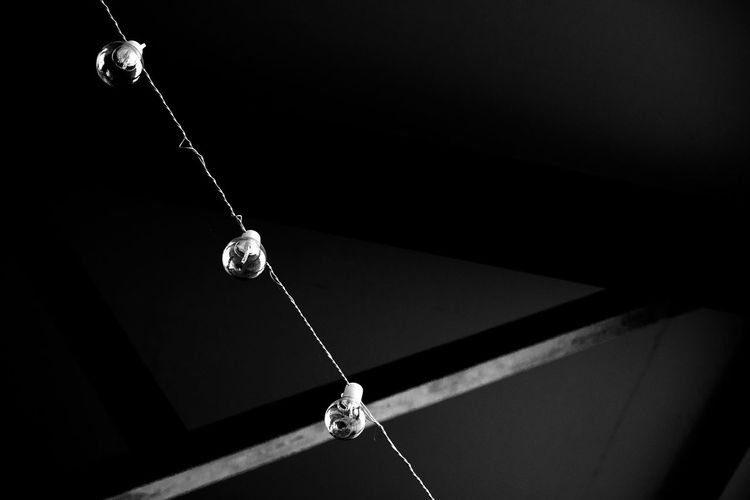 This one time my friend and I where in the restaurant to take pictures for them. I did as well. Lightbulbs Black And White Blackandwhite Cealing Close-up Day Hanging Indoors  Lightbulb No People Restaurant Restaurant Decor Restaurant Interior Design