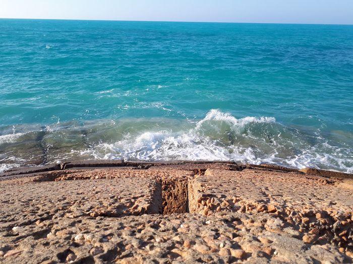 EyeEmNewHere EyeEm Best Shots EyeEm Nature Lover Sea Water Land Beauty In Nature Horizon Horizon Over Water Scenics - Nature