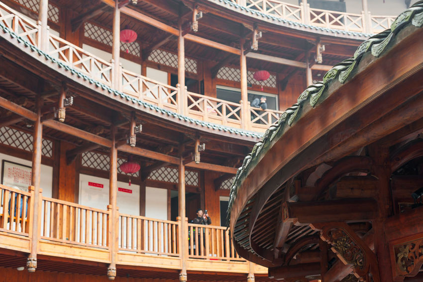 Sichuan chengdu kejia house Chengdu Sichuan Architectural Column Architecture Belief Building Built Structure Ceiling Day History Indoors  Kejia Kejia House Low Angle View Luodai No People Ornate Place Of Worship Railing Religion Roof Spirituality The Past Village Wood - Material