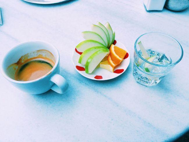 VSCO Cam Vscogood VSCO Vscocam Happymonday  Enjoying Life DoubleEspresso Cupofcoffee Coffee Photooftheday