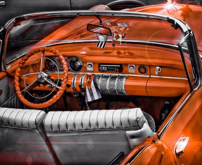 Classic Cars La
