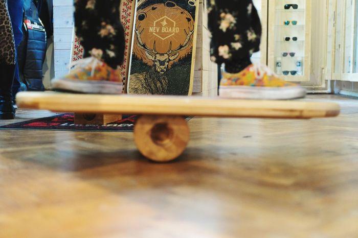 The Street Photographer - 2017 EyeEm Awards Board Longboard Balance Board