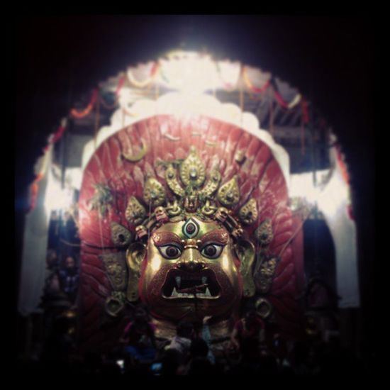 SetoBhairab Basantapur Aaja keti haru ko palo thiyo jaad khane...!!!!