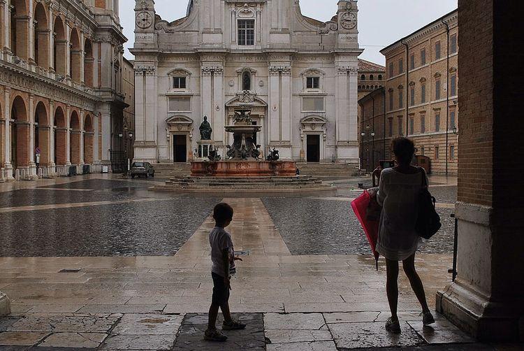 Attese.. Per fede ... Loreto Marche Conero Italy Nikonphotography Nikon Tadaa Community Secret Idea EyeEm
