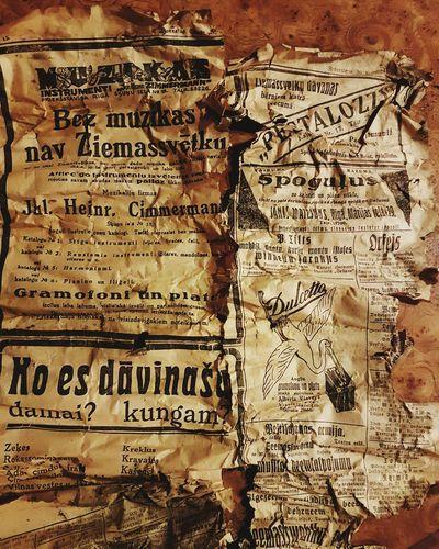 Old Newspaper Old News Paper Old Newspapers Newspaper 1928 Latvia Paper History Advertisment Advert