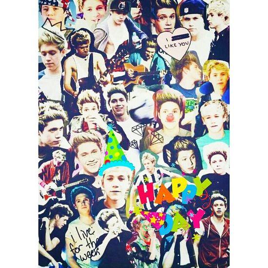 Niall heart