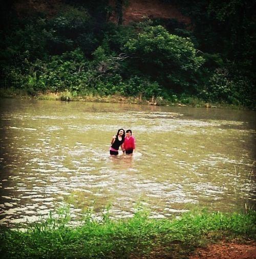San Antonio . river family time