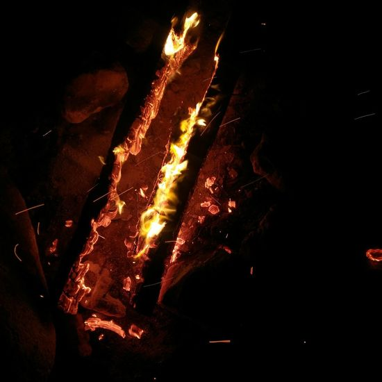 Fire... Black Background No People Night Nature Fire Bonfire Flames Wood Fireplace Cold Weather Warm Feeling Nofilter Noedit As Is
