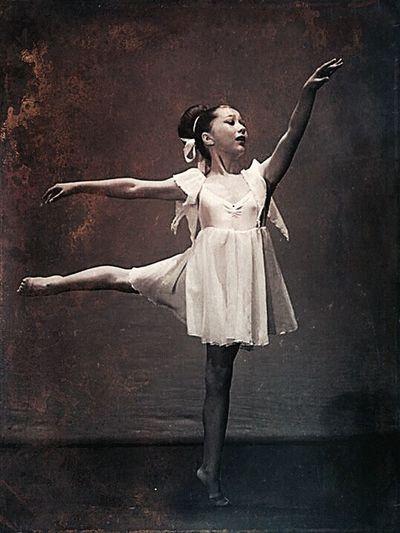 Niece dancing