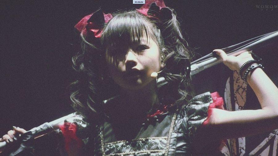 Mizuno Yui YuiMetal Babymetal live @Saitama BABYMETAL