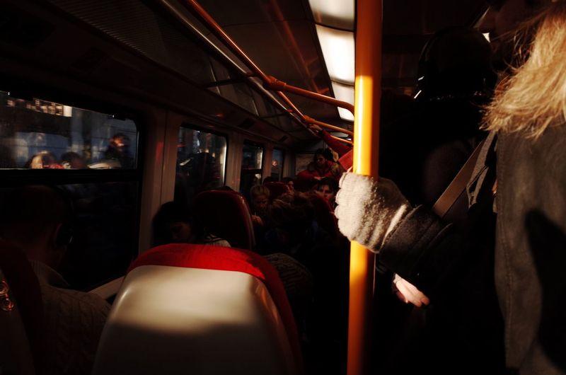 Train Commuting