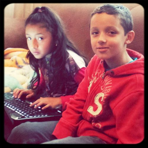 Hi! Check This Out Best Friends Cousins ❤ nickolas & melina = besties
