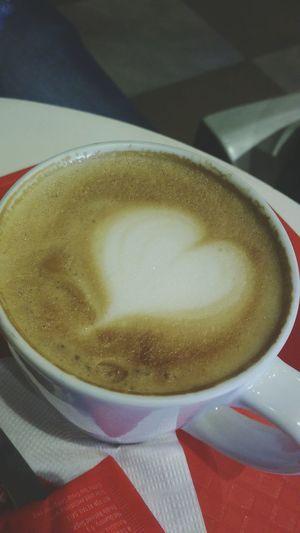 Coffee Love Coffee Art One Cup Love It