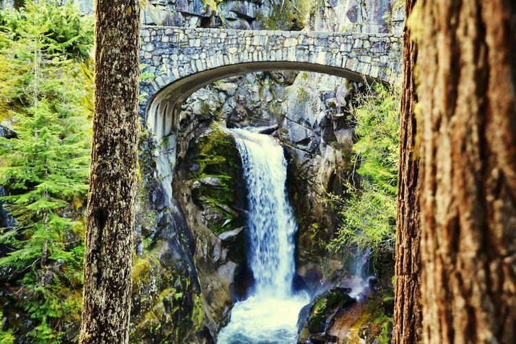 Waterfalls Nature Washington Travel Holiday Traveling Seattle The Great Outdoors