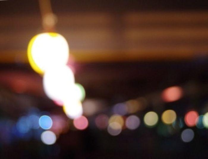 大阪 造幣局 桜の通り抜け 桜 OSAKA Japan Cherryblossom 玉ボケ ちょうちん
