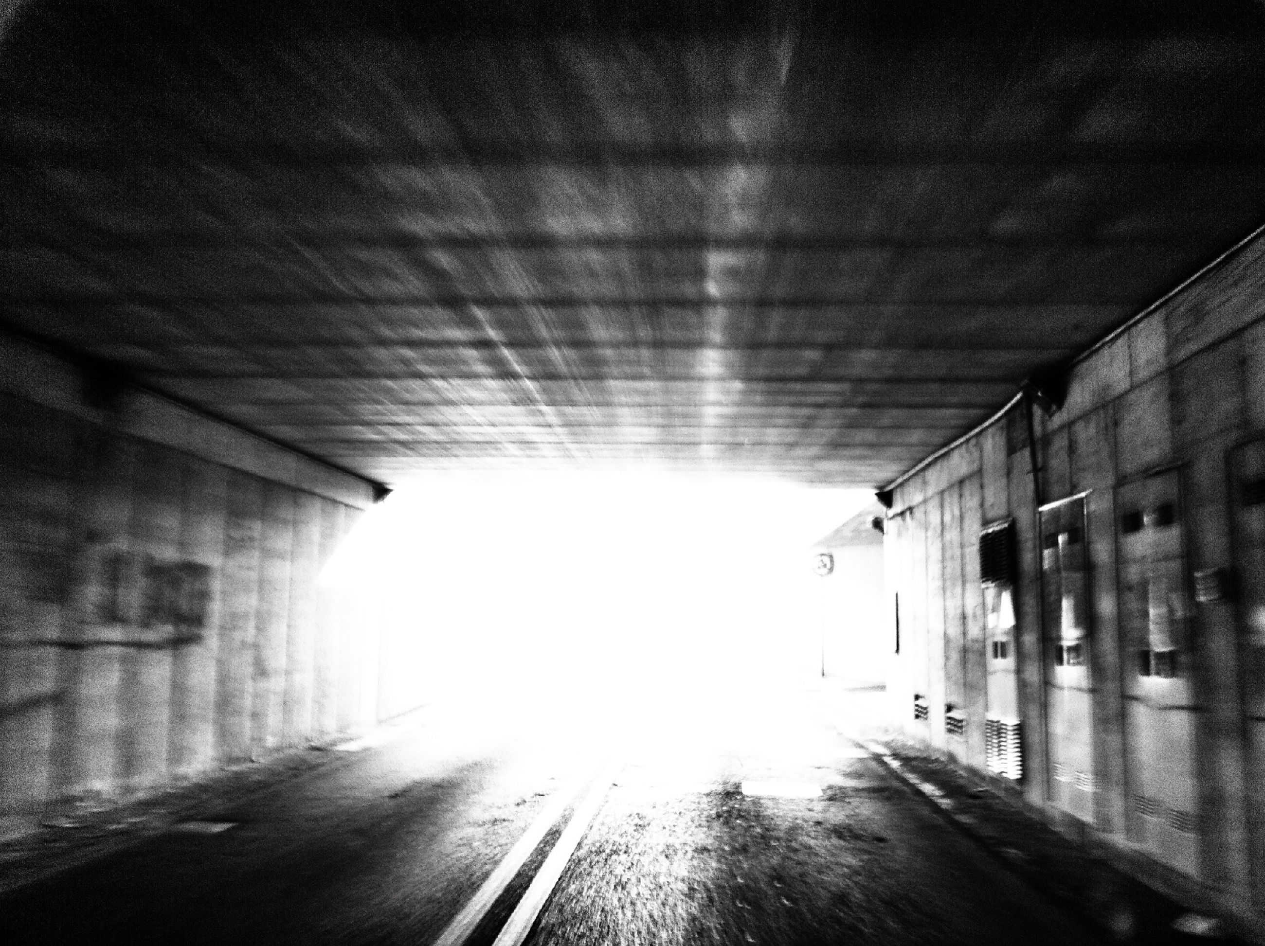 the way forward, architecture, transportation, built structure, road, diminishing perspective, building exterior, sun, sunlight, vanishing point, street, sunbeam, lens flare, building, city, empty, no people, outdoors, tunnel, day