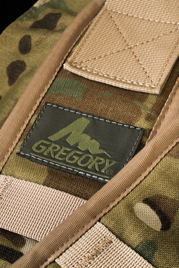 Gregory SPEAR Tactical Cargo Duffle. Bag Gregory