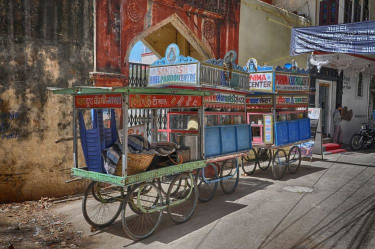 Day Hand Carts HDR Collection India Indiapictures Outdoors Postcard Street Photography Transportation Trolley