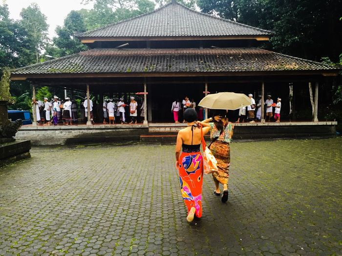 The Journey Is The Destination Women Around The World The Secret Spaces Walking into a full moon ceremony at the remote and magnificent Luhur Temple , located in the thick forest at the base of Mount Batukaru Volcano at Tabanan, Bali, Indonesia