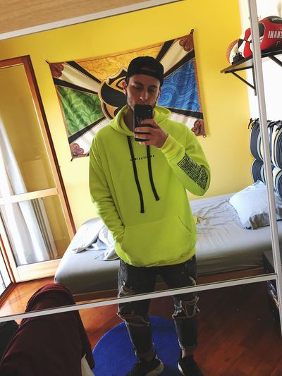 Fluo One Person