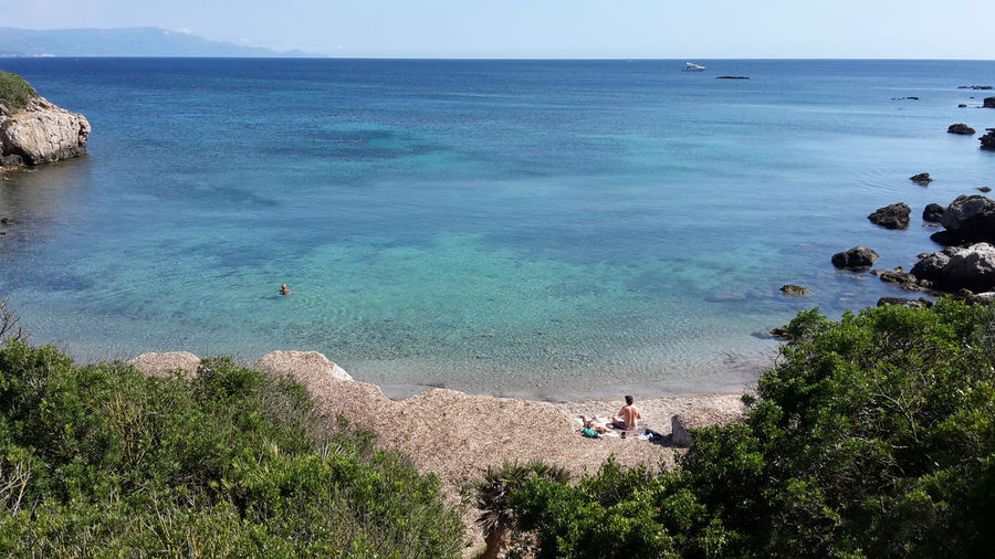 View of Cala