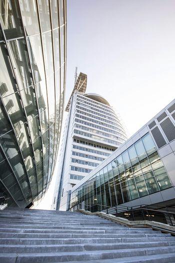 The Architect - 2015 EyeEm Awards Bremerhaven Architecture Architektur 10mm