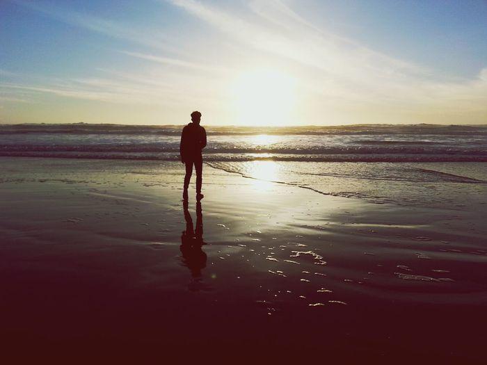 Ocean beach. EyeEm Best Shots Enjoying Life Beach Nice View