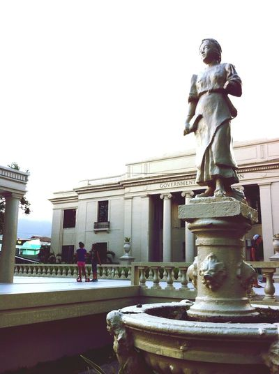 The Pronvincial Capitol of Sorsogon 🏢 Sightseeing Taking Photos Province Photography Statue Sorsogoncity Bicol Being A Tourist
