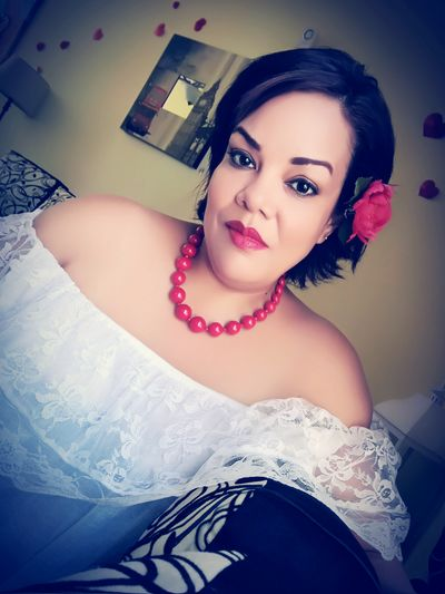 EyeEm Selects Human Lips Red Lipstick Bride Portrait Beautiful Woman Young Women Selfie Beauty Glamour Women