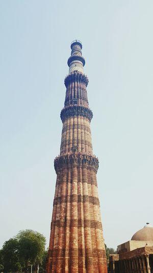 India Times QutubMinar Newdelhi Travelling Samsung Galaxy S6 Edge Monuments India Samsungphotography Minaret Tallesttower Wanderlust